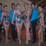 Cali Style Routine - 2010 Dallas Salsa Congress