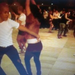 Salsa Dancing w a member of Swing Latino from Cali, Colombia – 2007 World Salsa Championships