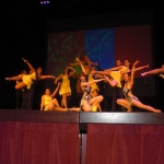 Volunteer Salsa Dancers – Colombian Student Association at 2012 OU Eve of Nations (choreography by Salsa Maritza)