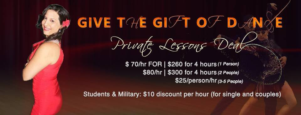 Private Lessons Special