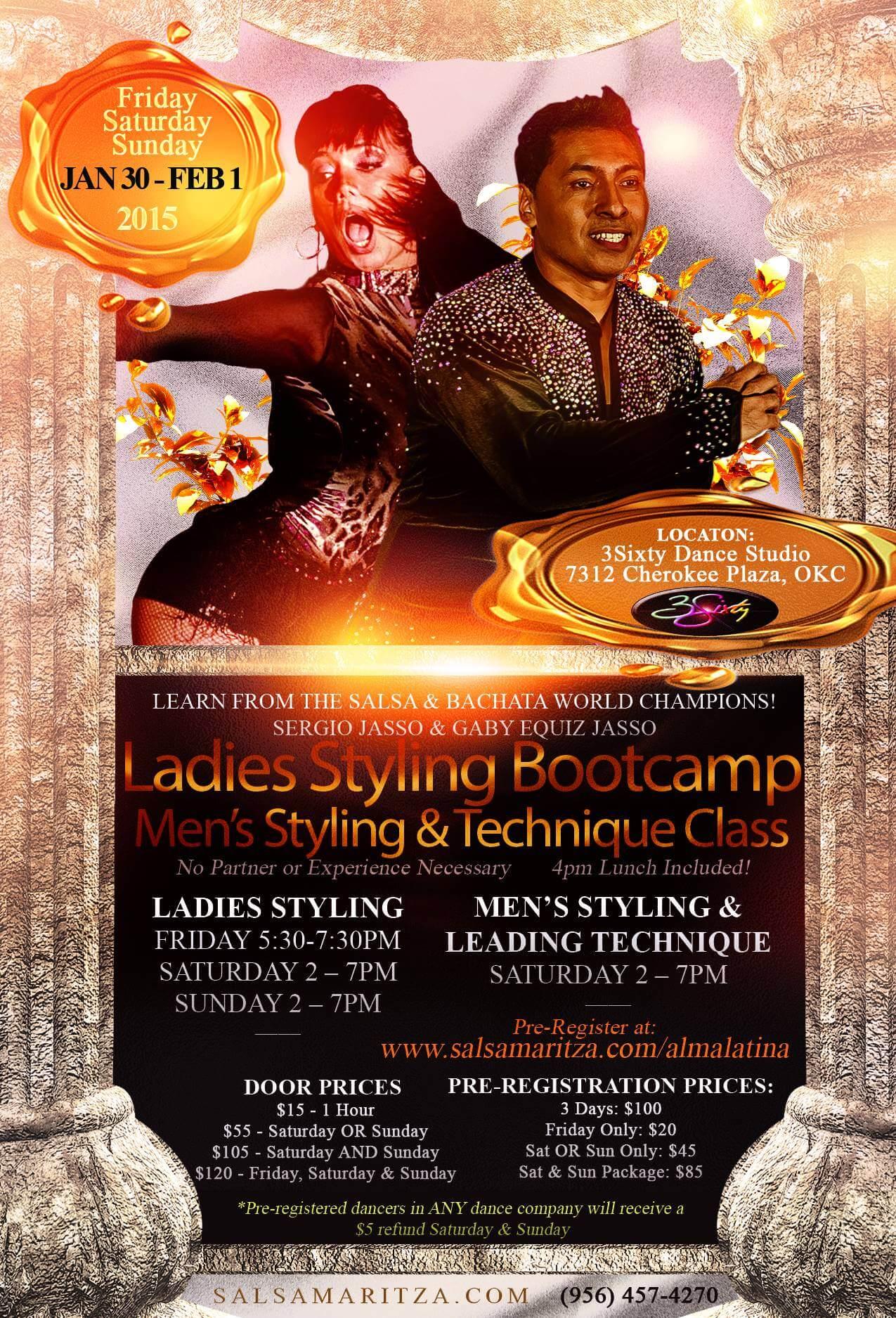 2015-01-30 Alma Latina Ladies and Mens Styling Bootcamp JPG