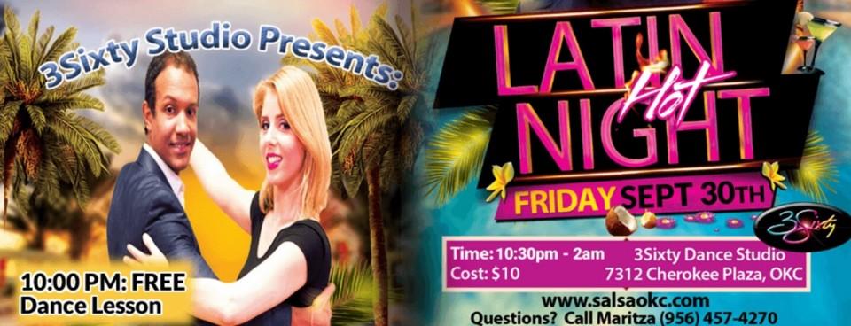 Latin Night Hot