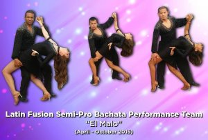 Latin Fusion Semi-Pro Bachata Performace Team