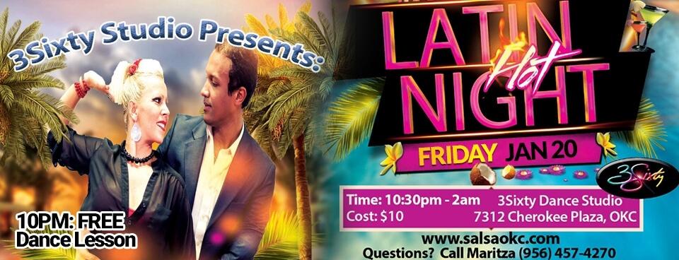 Latin Hot Night